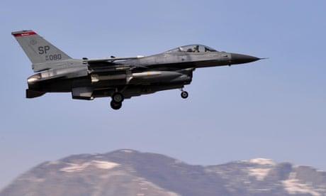 Norwegian fighter jet helps save dying patient