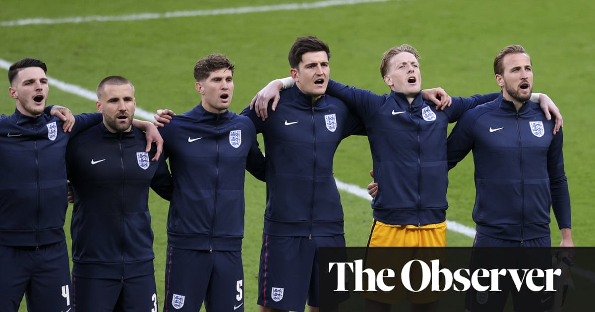 England expects: keep calm and glory is close for a side built on certainty