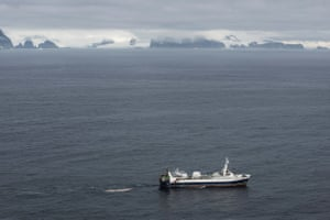 In the Antarctic, the major fishing companies now back the creation of the world's biggest marine sanctuary.