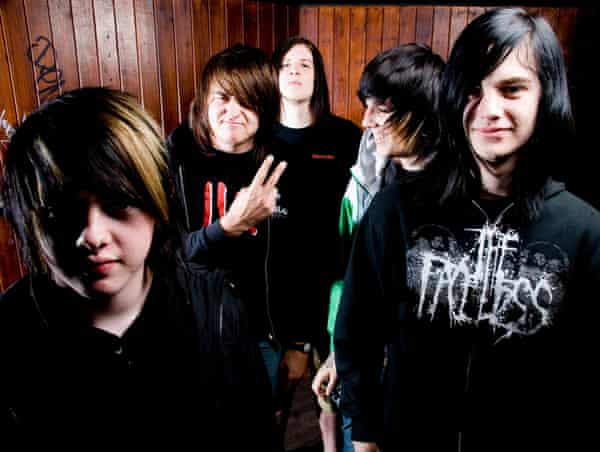 Bring Me the Horizon in 2006