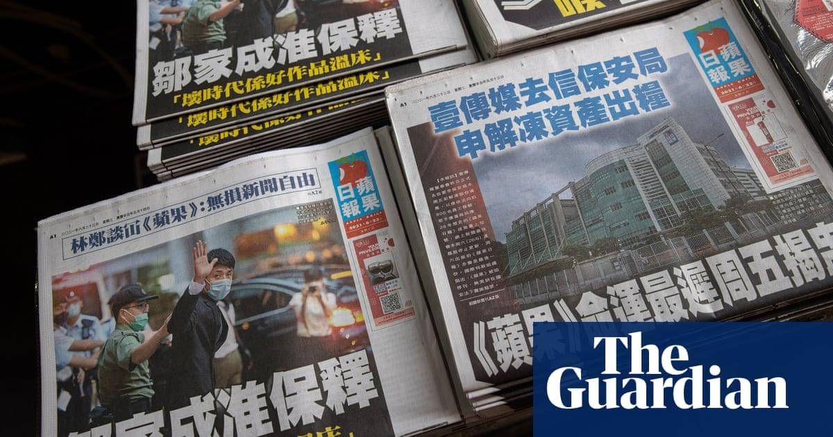 Hong Kong's Apple Daily, symbol of pro-democracy movement, to close