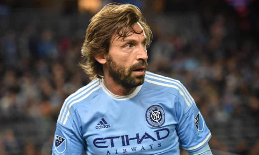 Andrea Pirlo has not been included in Italy's 30-man squad for Euro 2016.