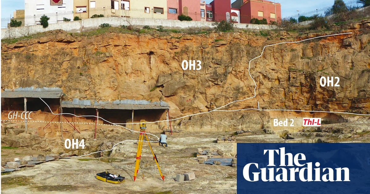 Morocco team hails 'major' Stone Age discovery dating back 1.3 million years