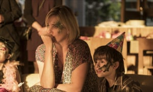 Charlize Theron & Asher Miles Fallica in Tully.