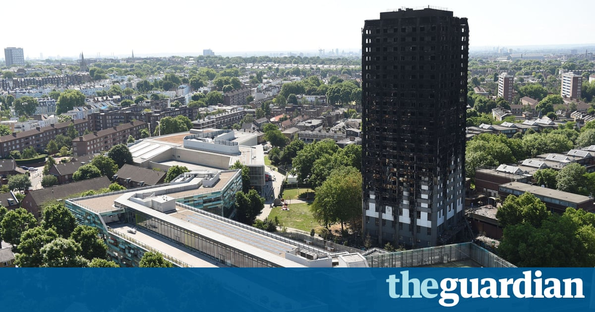 Seventy UK high rises fail new safety tests in wake of Grenfell fire