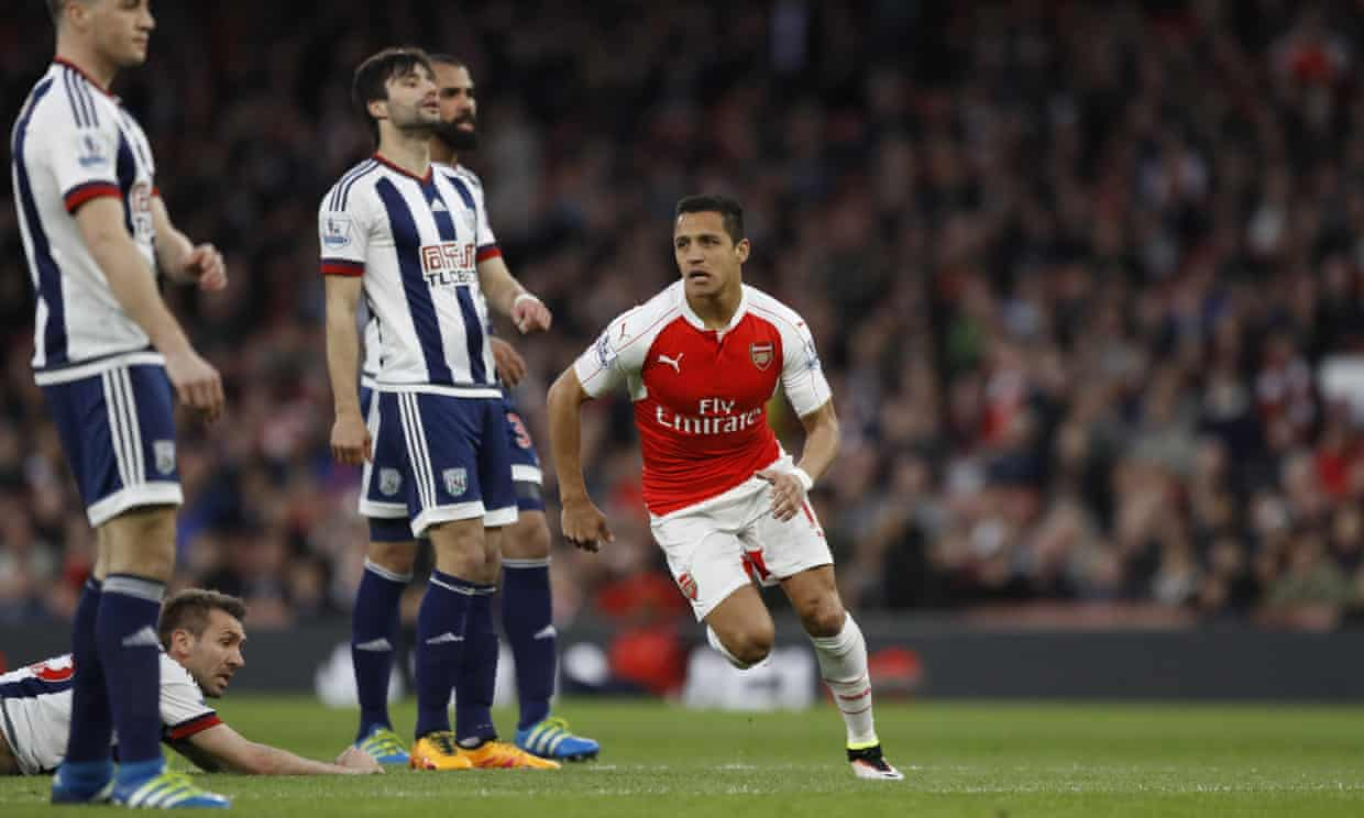 Video: Arsenal vs West Bromwich Albion