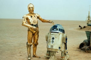 The fussiness of the R2-D2/C-3PO