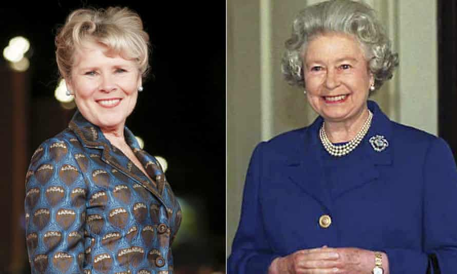 Imelda Staunton will take over as the Queen in the fifth series