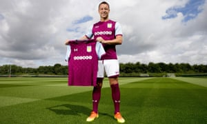 Aston Villa beat off competition from a number of other sides to sign John Terry.