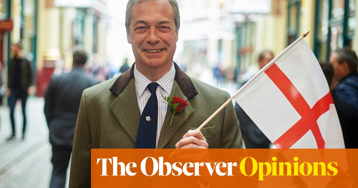 Brexit is being driven by English nationalism  And it will end in