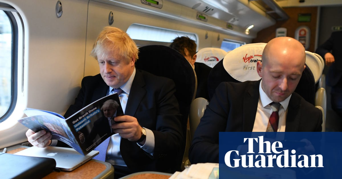 Johnson's quest for a spokesperson goes on – but whod want the job?