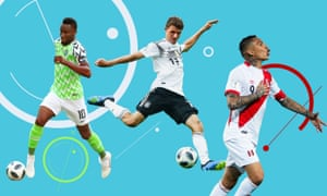 f5c11ec61 Fashion s first 11  which is the most stylish World Cup kit  World Cup 2018  kits from Nigeria