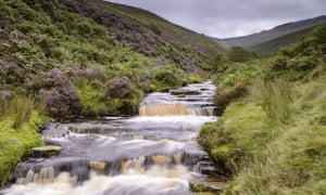 Campaigners and ramblers fought for the right for the public to enjoy beautiful Kinder Scout, Derbyshire.
