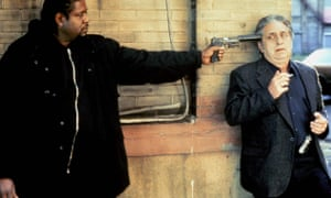 Forest Whitaker and John Tormey in Ghost Dog: The Way of the Samurai