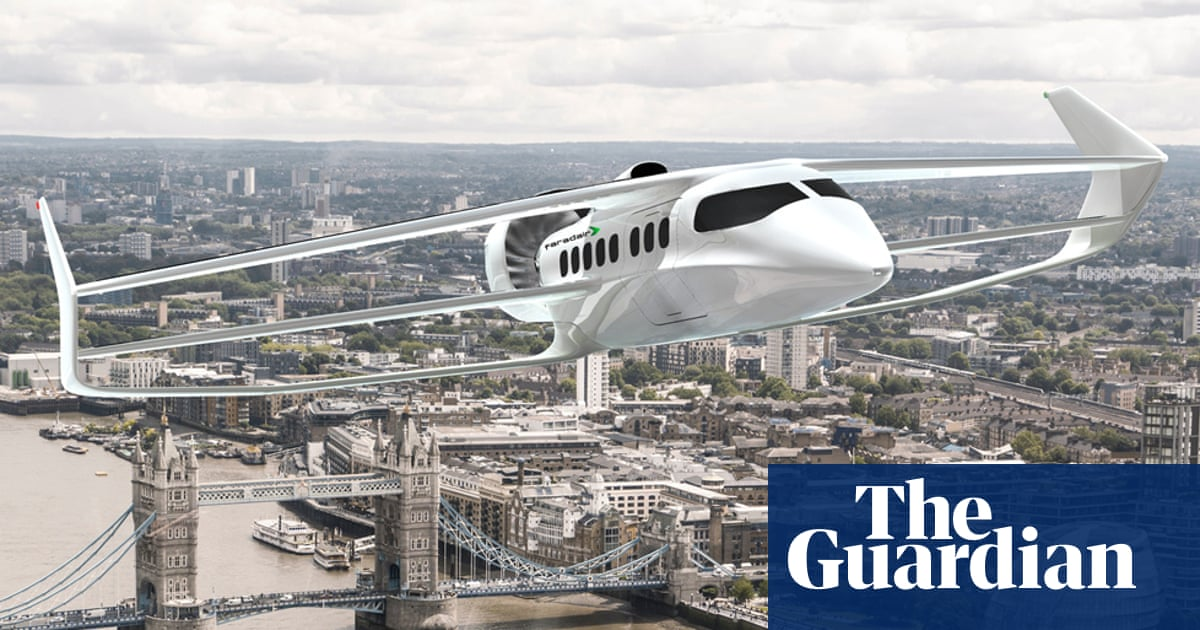 Will a British bioelectric hybrid plane really take off?