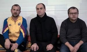 Infinite Football, Fotbal Infinit, Romanian documentary film by Corneliu Porumboiu