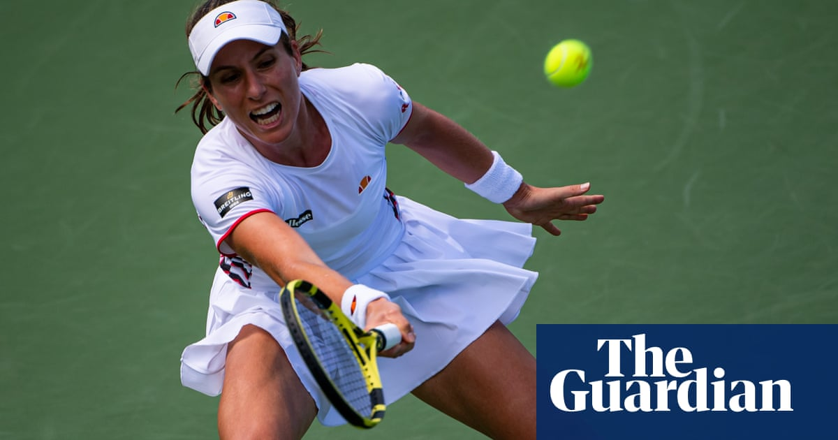 Johanna Konta's second-set wobble at US Open shows a lingering weakness
