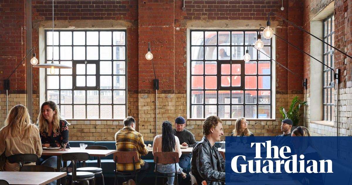 The Light Bar, London E1: 'This is the Shoreditch that winds up the rest of the country' – restaurant review