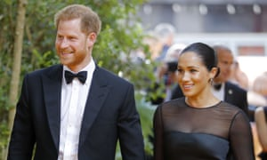 Nigel Farage has hit out at the Duke and Duchess of Sussex in an inflammatory speech in Sydney.