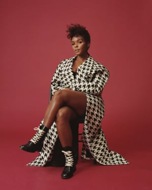 Janelle Monae photographed in Los Angeles, CA, August, 2020
