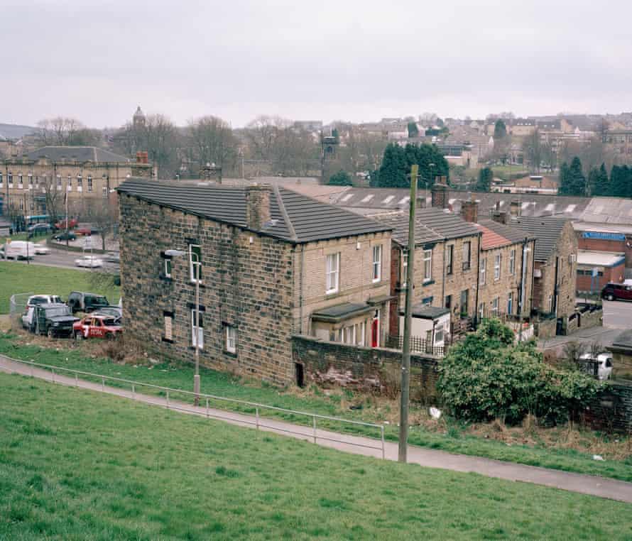 The Dark FigureBatley Field Hill, Batley, Kirklees