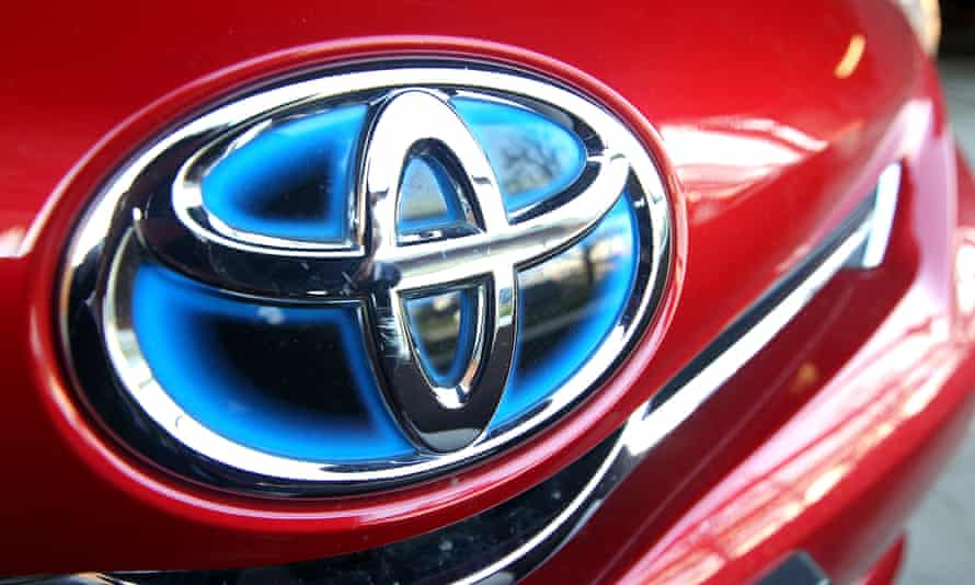 Toyota employs 3,500 people in the UK.