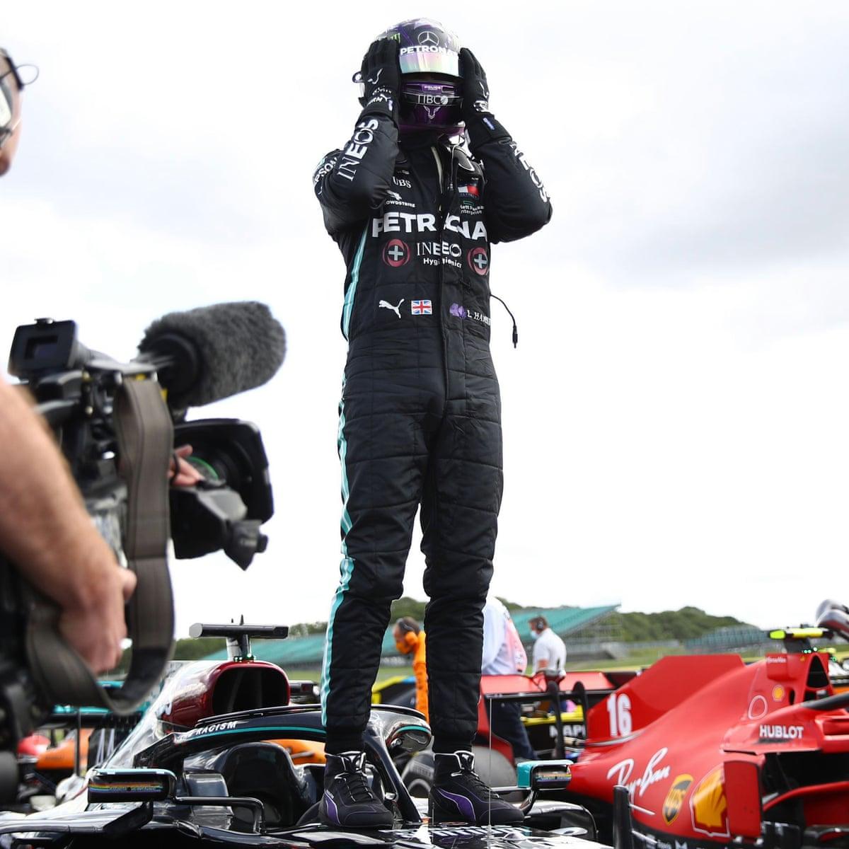 Lewis Hamilton wins British Grand Prix 2020: F1 – as it happened ...