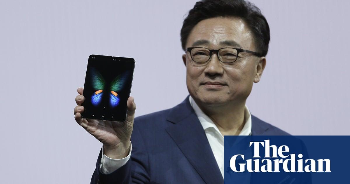 Galaxy Fold: Samsung unveils hi-tech foldable phone that costs $1,980
