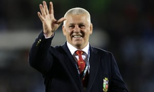 Warren Gatland will coach the Chiefs in New Zealand but will take a year out to be in charge of the British & Irish Lions.