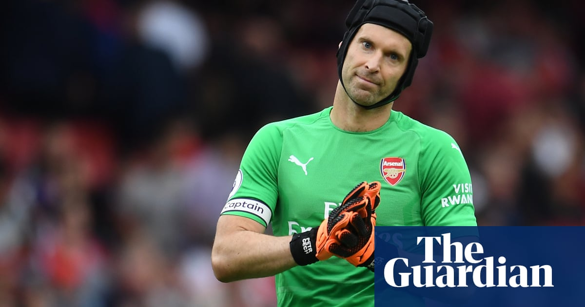 a29885f81eb Petr Cech's trophy-strewn career the result of enduring excellence ...