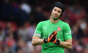 Petr Cech will retire at the end of the season having won four Premier League titles, five FA Cups, the Champions League and the Europa League during his time at Chelsea and Arsenal