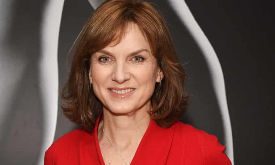More than 40 high-profile female presenters – including Fiona Bruce, pictured – have publicly called on the BBC to change.