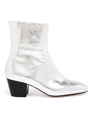 Boots, £380, by Dorateymur.