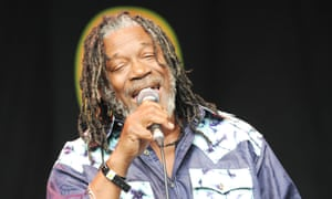 Smooth and soulful … reggae singer Horace Andy in 2010.