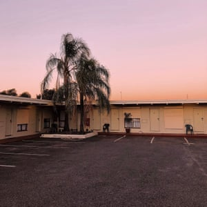 The Citrus Motel, Griffith NSW.