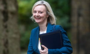 Justice secretary Liz Truss says young offenders must be punished, but an opportunity is being missed