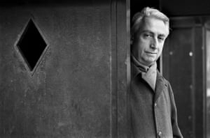Roland Barthes in 1979.