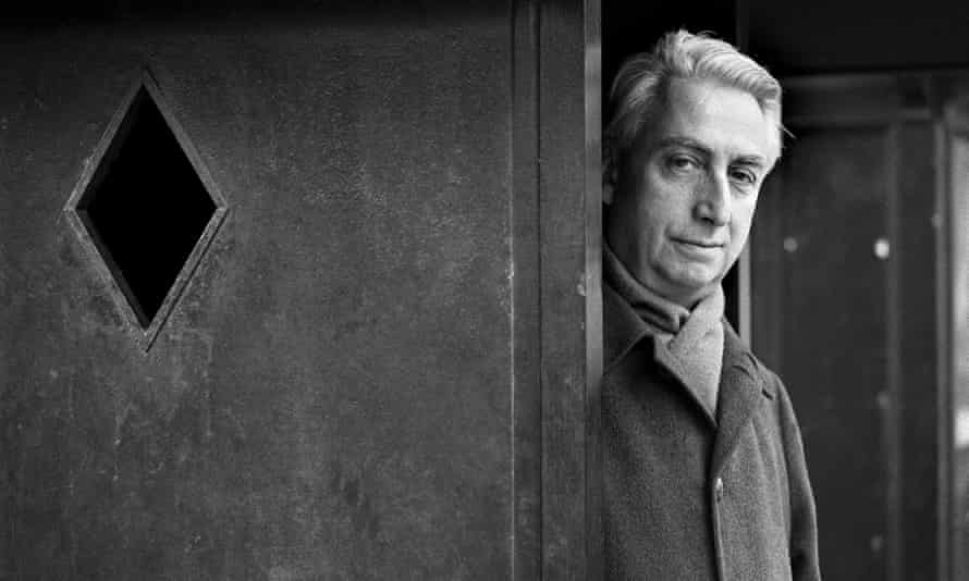 Murder and myth … Roland Barthes in 1979.