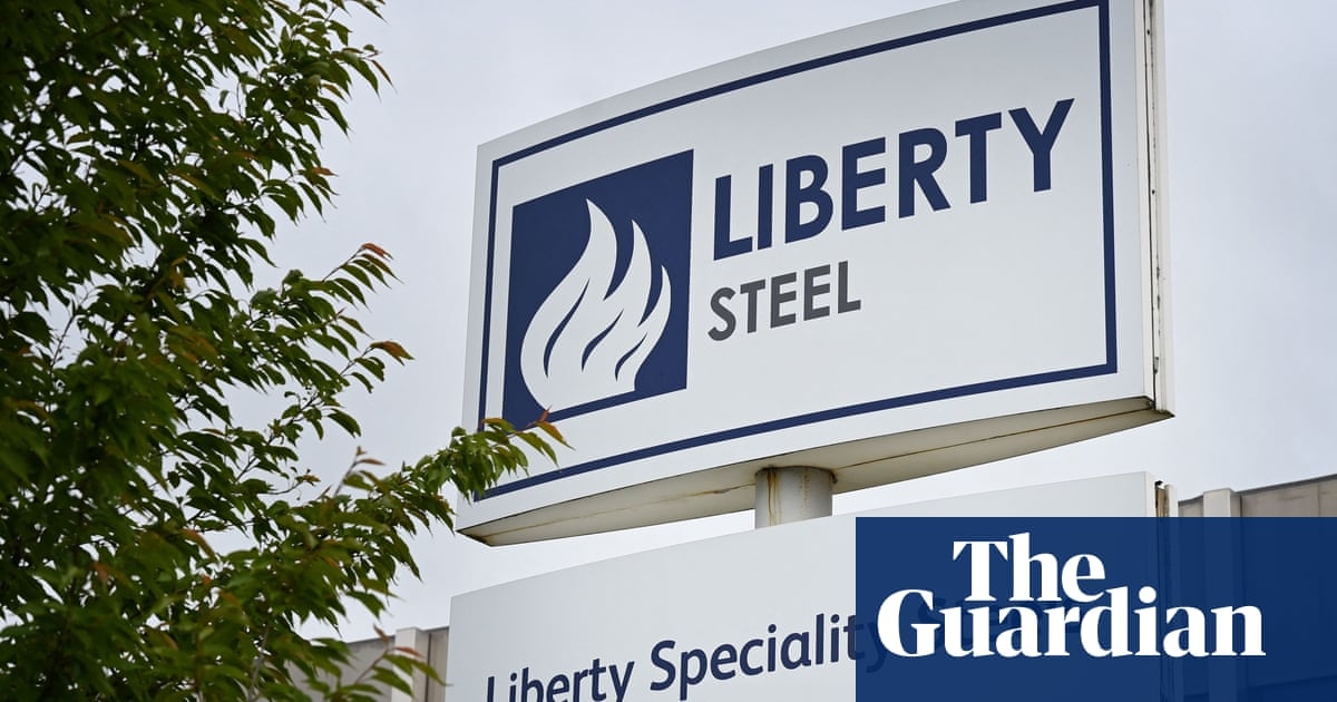 Hopes for UK steel as Liberty owner enters talks with US lender