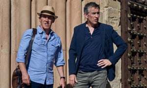 'We've aged far more than I would have expected' … Steve Coogan and Rob Brydon in The Trip to Spain.