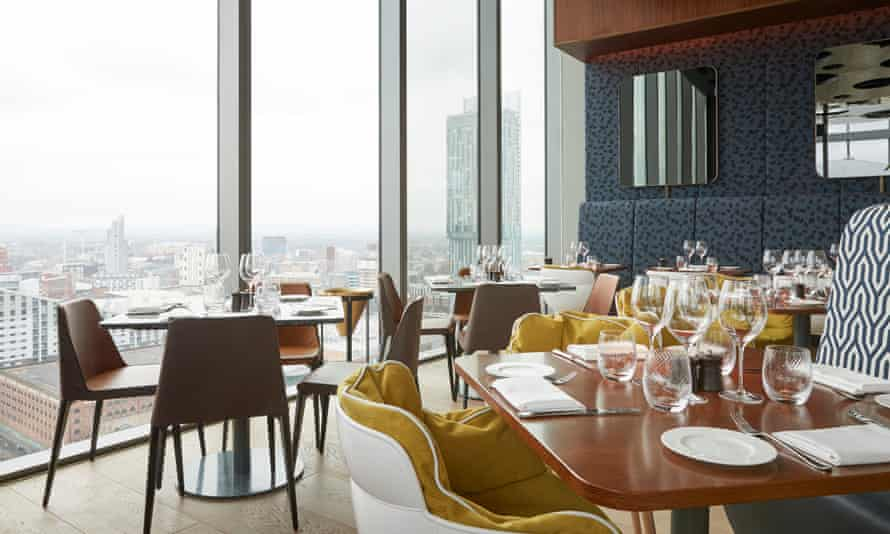20 Stories, Manchester: 'I can hear the restaurant snobs clutching their pearls from here.'