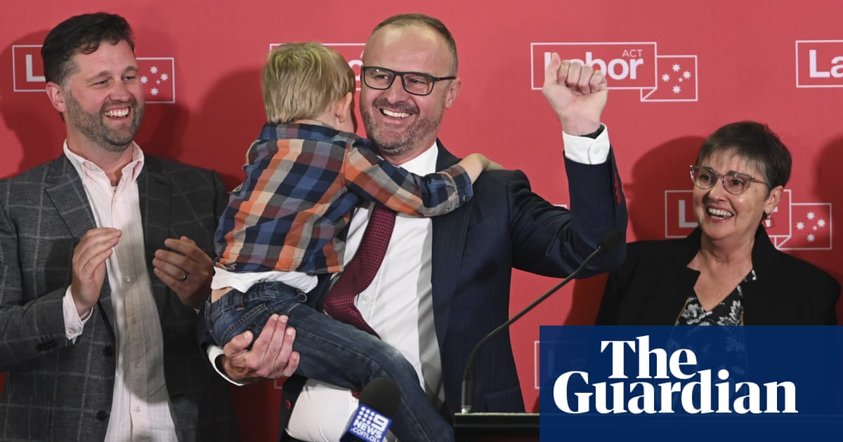 ACT election: resurgent Greens to push for policy 'reset' after Labor victory – The Guardian