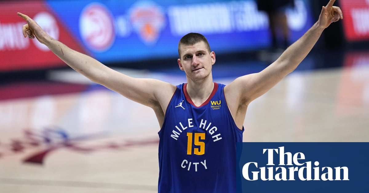 From No 41 to No 1: Nikola Jokic becomes lowest-drafted player to win NBA MVP