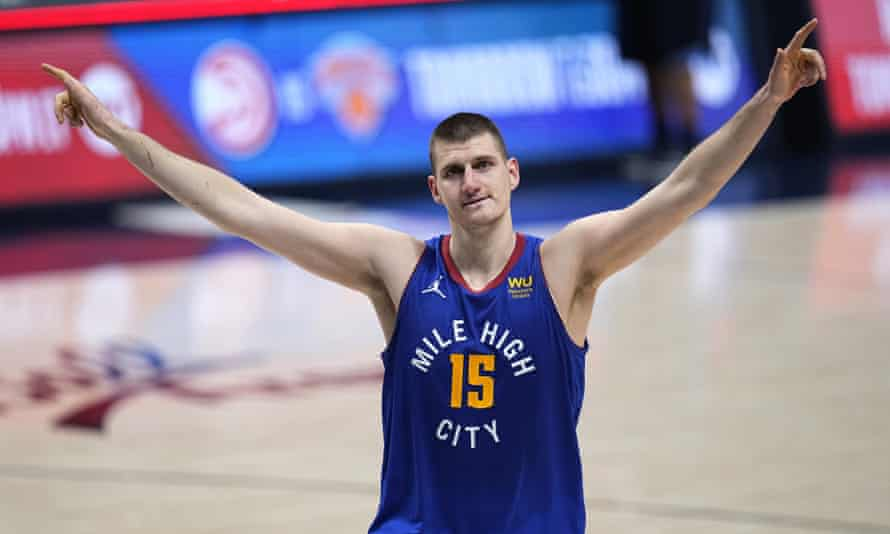 Nikola Jokic said he doubted he would make the NBA as a youngster