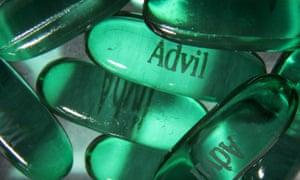 Pfizer drug Advil