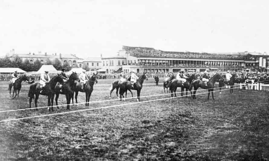 Doncaster racetrack
