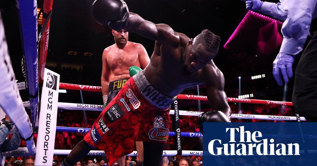 Tyson Fury after Deontay Wilder win: 'I'm the greatest heavyweight of my era'