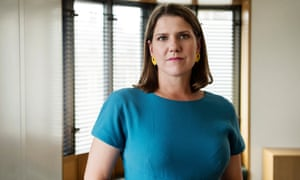 Jo Swinson, the leader of the Liberal Democrats