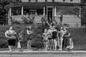 4 July Parade, Ripley, West Virginia, USA, 04/07/2016