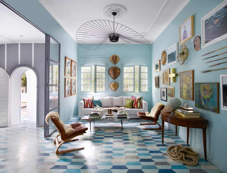 Dowe-Sandes Marrakech home